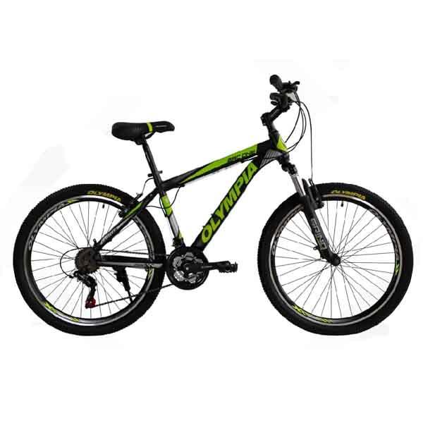 دوچرخه المپیا سایز ۲۶ –  مدل mac one