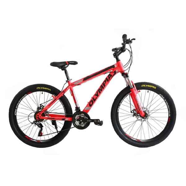دوچرخه المپیا سایز ۲۶ – مدل new geely 2disc