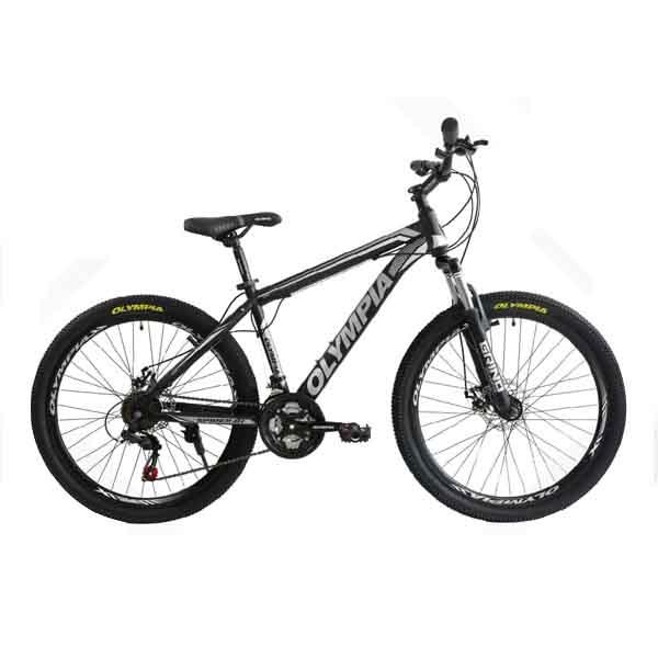 دوچرخه المپیا سایز ۲۶ – مدل spider 01 2disc