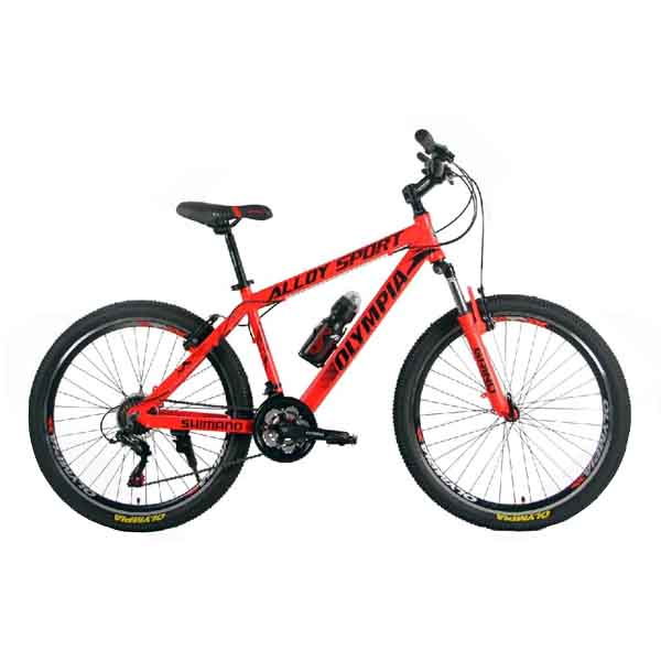 دوچرخه المپیا سایز ۲۶ – مدل sport alloy