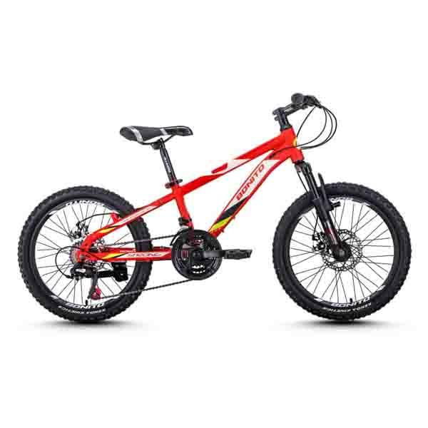 دوچرخه بونیتو سایز ۲۰ – Strong 2D