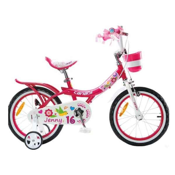 دوچرخه قناری سایز ۲۰ – مدل JENNY