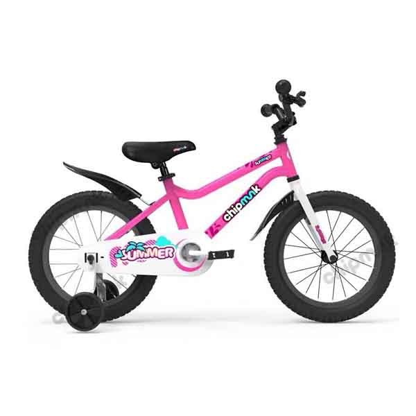 دوچرخه قناری سایز ۱۶ – مدل Summer