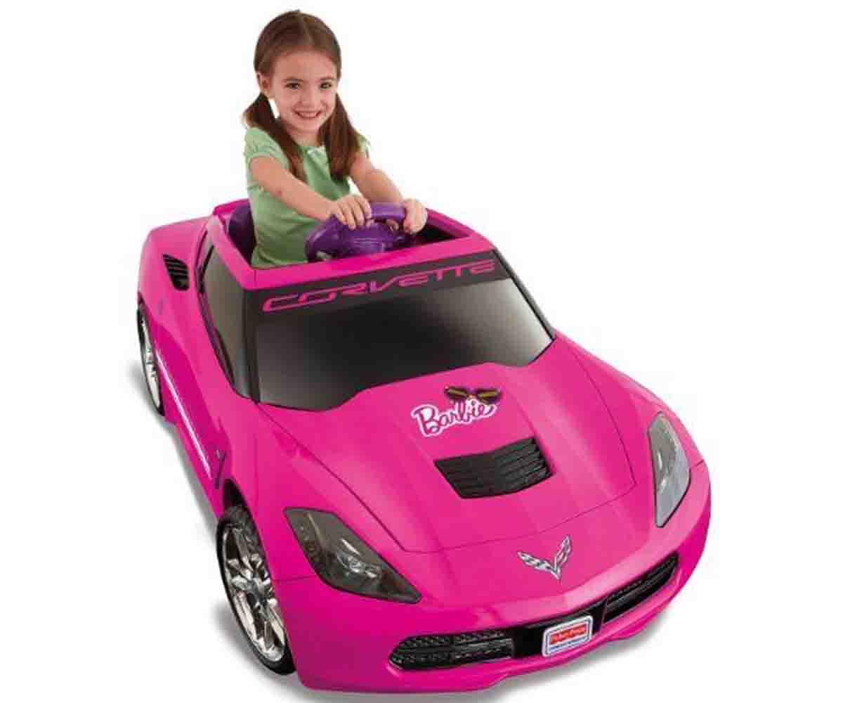 خرید بهترین ماشین شارژی دخترانه