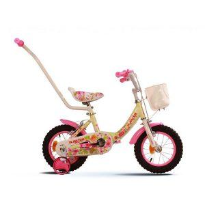 دوچرخه مدل 3502 سایز 12 دخترانه کویر