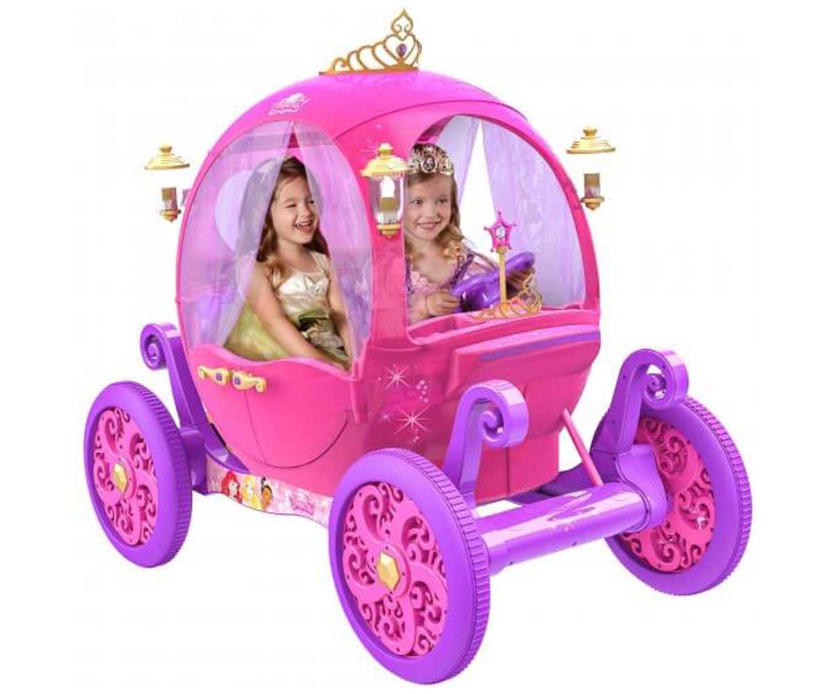 ماشین شارژی دخترانه
