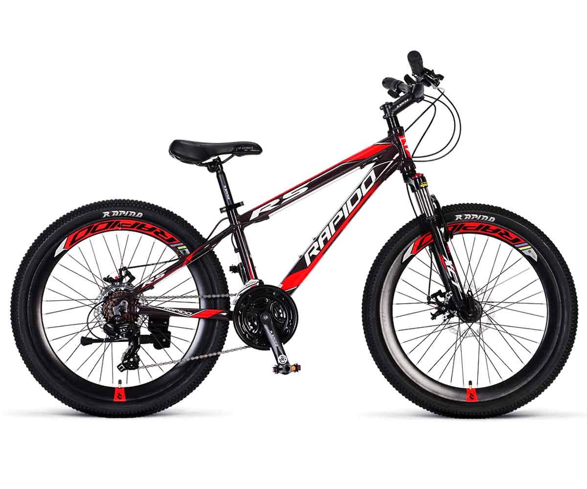 دوچرخه راپیدو
