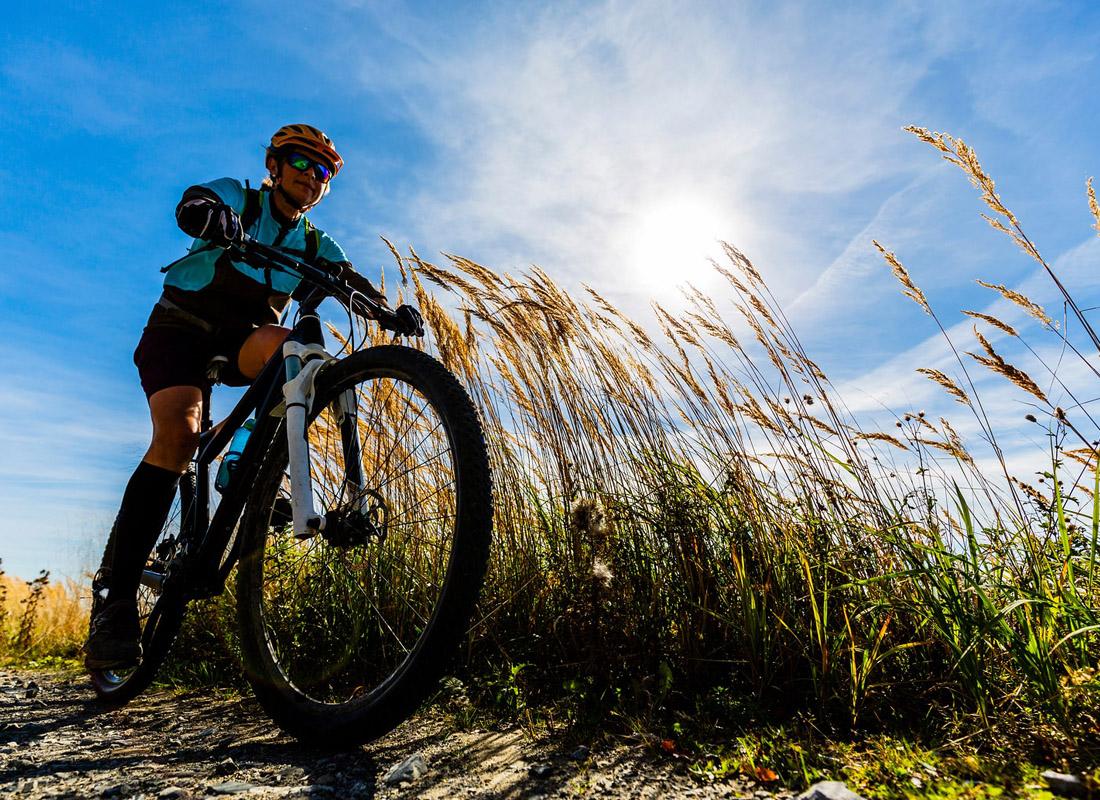 دوچرخه سواری با بهترین امکانات