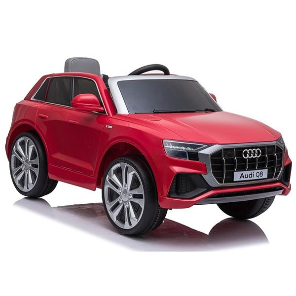 ماشین شارژی آئودی – مدل Audi Q8