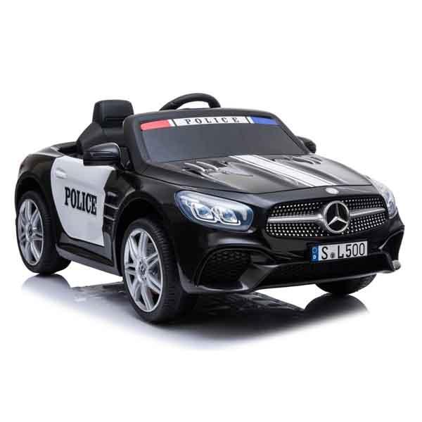 ماشین پلیس شارژی مرسدس بنز مدل   Mercedes Benz Police -301