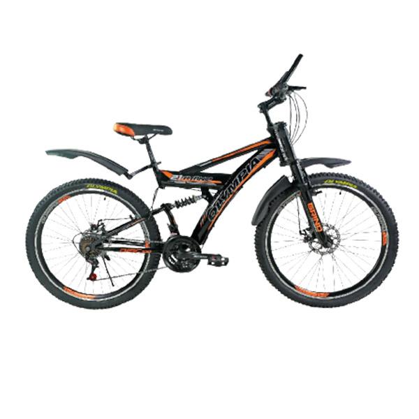دوچرخه المپیا سایز ۲۶ – مدل TITANIC 2Disc