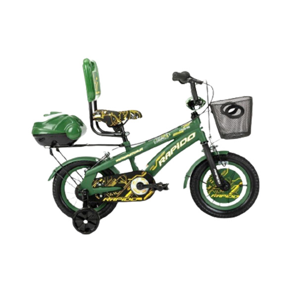 دوچرخه راپیدو سایز ۱۲ – مدل ۳R25