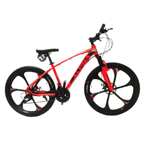 دوچرخه آلفا سایز ۲۶ – مدل +SOLO