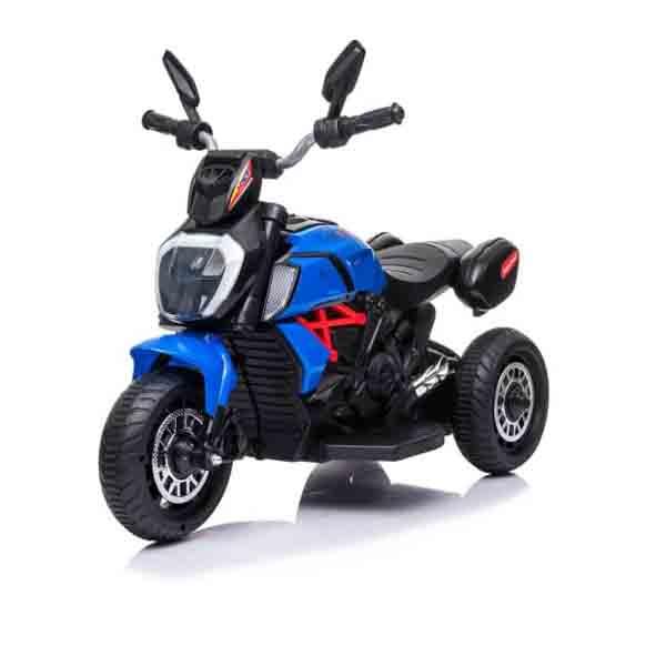 موتور شارژی دوکاتی دستینو مدل DESTINO – R18
