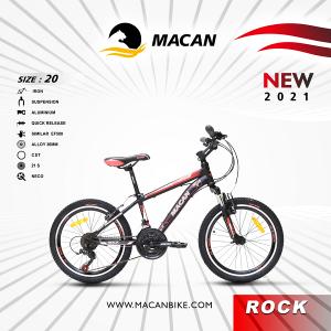 دوچرخه سایز 20 ماکان مدل ROCK