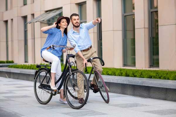 دوچرخه بانوان